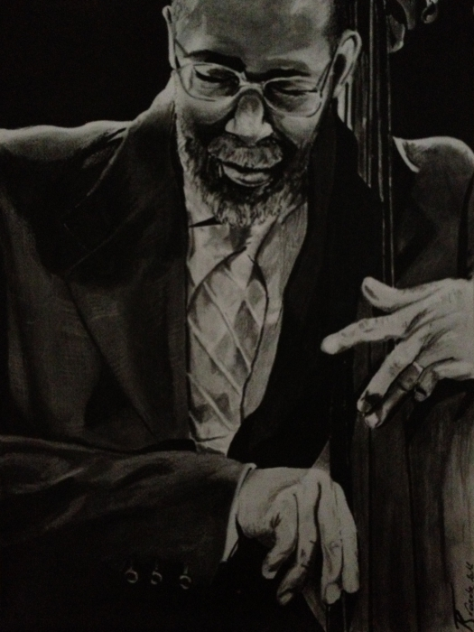 Ron Carter by ritchi1378